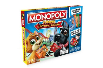 Monopoly Junior: Electronic Banking Board Game