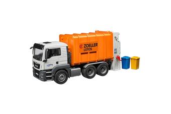 Bruder MAN TGS Rear-Loading Garbage Truck