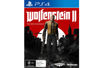 Wolfenstein II: The New Colossus [Pre-Owned] (PS4)