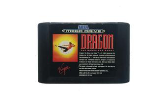 Dragon: The Bruce Lee Story [Pre-Owend] (Mega Drive)