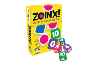 Zoinx Dice Game