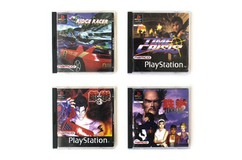 PlayStation Coasters Vol 2 (Namco Series)