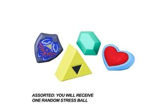 The Legend of Zelda Assorted Stress Balls