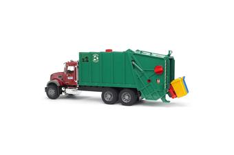 Bruder Granite Rear Loading Garbage Truck