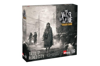 This War of Mine: Tales of the Ruined City Expansion Board Game
