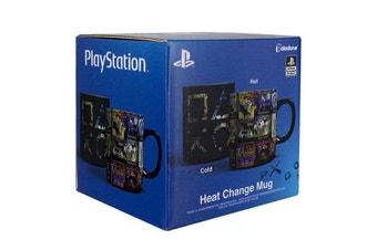 Playstation Heat Changing Mug