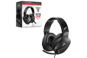Turtle Beach Ear Force Recon Atlas One Wired Gaming Headset for PC/PS4/Xbox One & Switch