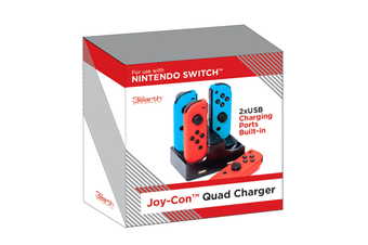 Nintendo Switch Joy-Con Quad Charger