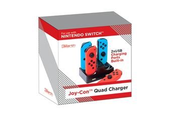 Nintendo Switch Joy-Con Quad Charger