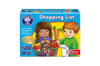 Shopping List Card Game
