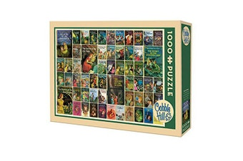 Cobble Hill Nancy Drew Cover 1000 Piece Jigsaw Puzzle
