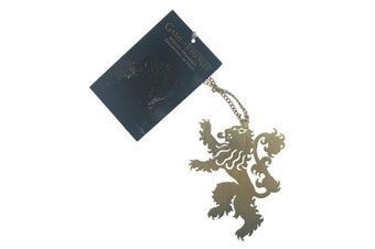"""Game of Thrones Lannister Lion 4"""" Christmas Ornament"""