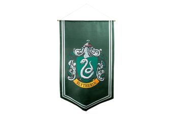 Harry Potter Slytherin Satin Banner