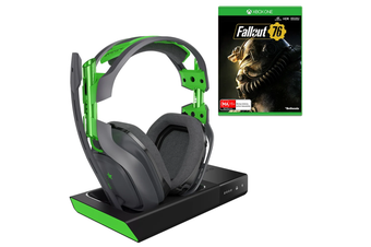 ASTRO A50 Gen 3 Xbox One Wireless Headset with Bonus Fallout 76