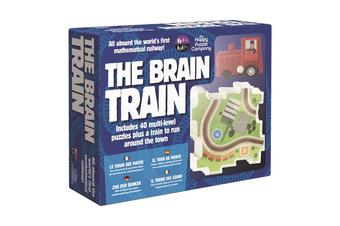 The Brain Train Puzzle Game