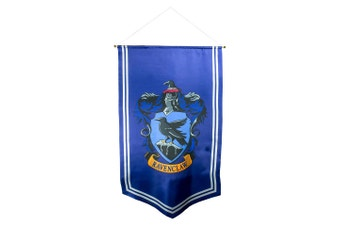 Harry Potter Ravenclaw Satin Banner