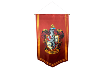 Harry Potter Gryffindor Satin Banner