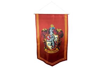 Harry Potter Gryffindor Satin Banner