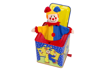 Jester Jack in the Box Toy