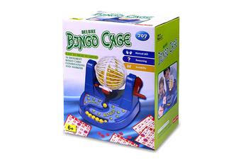 Deluxe Bingo Cage Board Game