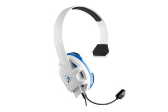 Turtle Beach Ear Force Recon Chat Wired Gaming Headset for Playstation 4
