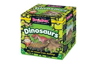BrainBox Dinosaurs Educational Game