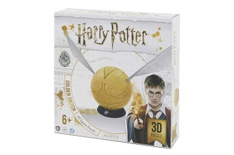 Harry Potter Golden Snitch 242 Piece Jigsaw Puzzle