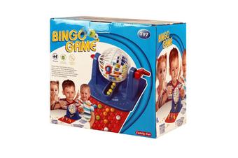 Bingo Cage for Kids