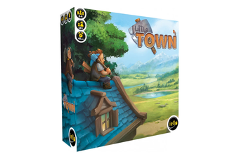 Little Town Board Game