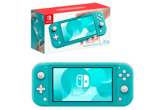 Nintendo Switch Lite Turquoise Console