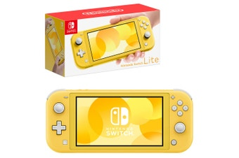 Nintendo Switch Lite Yellow Console