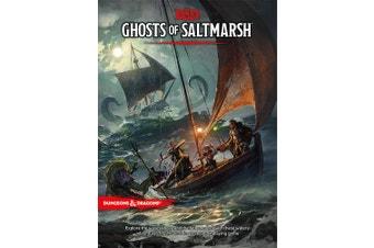 Dungeons & Dragons: Ghosts of Saltmarsh