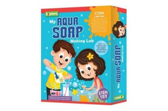 My Aqua Soap Making Lab S.T.E.M