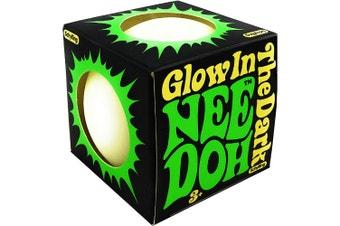 Schylling Glow In The Dark Nee Doh Stress Ball