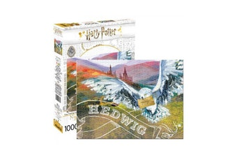 Harry Potter Hedwig 1000 Piece Jigsaw Puzzle