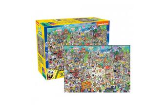 Spongebob Squarepants 3000 Piece Jigsaw Puzzle