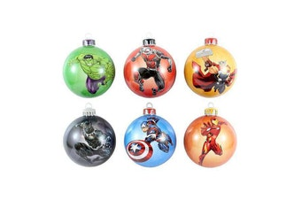 Marvel Avengers Chirstmas Baubles