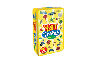I Spy Travel Tin Card Game