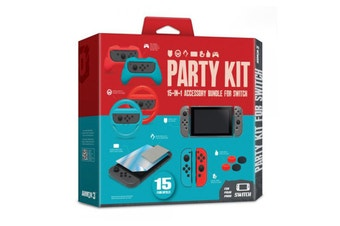 Armor 3 Party Kit for Nintendo Switch
