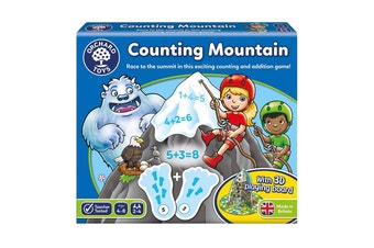 Orchard Toys Counting Mountain Board Game