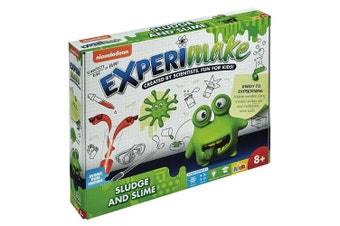 Addo Play Nickelodeon Experimake Sludge & Slime Science Toy