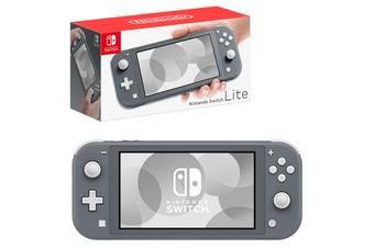 Nintendo Switch Lite Grey Console