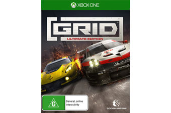 GRID Ultimate Edition (Xbox One)