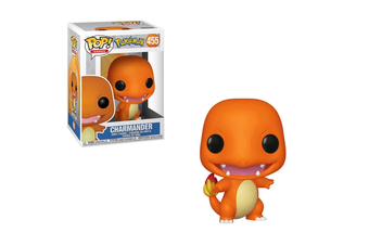Pokémon Charmander Funko POP! Vinyl