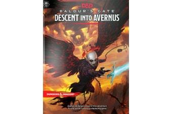 Dungeons & Dragons: Baldur's Gate Descent Into Avernus