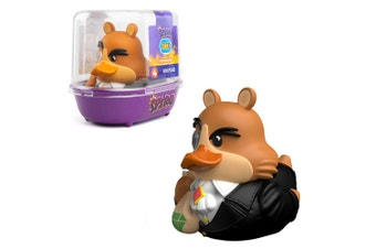 Tubbz Spyro the Dragon: Moneybags Cosplaying Duck Figure