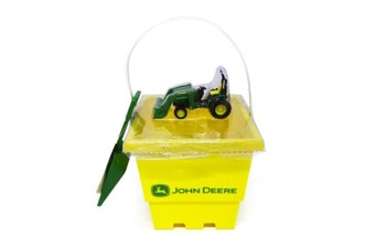 John Deere Vehicle with Bucket & Spade
