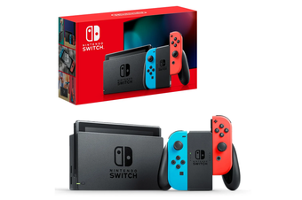 Nintendo Switch Neon Joy-Con Console