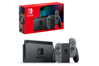 Nintendo Switch Grey Joy-Con Console