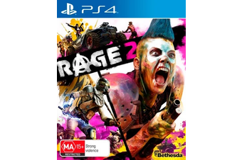 Rage 2 [Pre-Owned] (PS4)